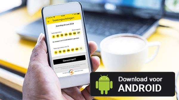 Download Lotto Android app